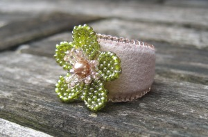 Ring Sweet Flower
