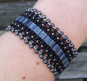 Armband Indian Summer Black 2
