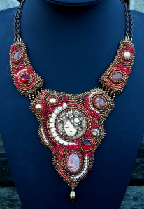 Ketting Lady in Red totaal 2