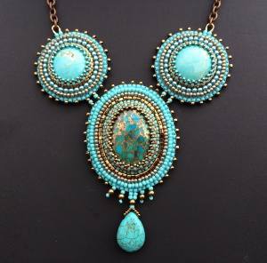 Ketting Turquoise Threesome_2