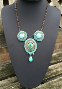 Ketting Turquoise Threesome_4