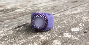 Ring Lovely Lilac