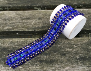 Armband Indian Summer Blue