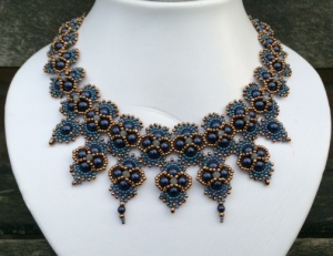 Ketting Royal Blue Hindia II