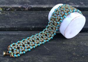 Armband O-Turquoise