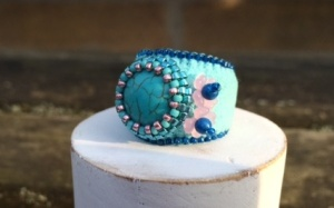 Ring Turquoise Fantasy 2
