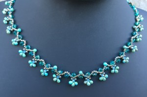 Ketting Picasso Turquoise Tears