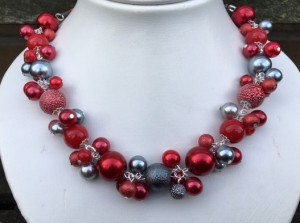 Parelketting Red