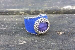 Ring Night Blue