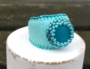 Ring Turquoise & Teal