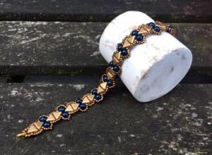 Armbandje Camille Gold
